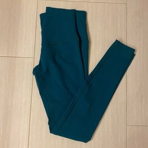 LULULEMON Wunder Under Luon